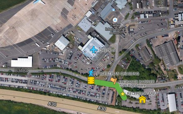 Exeter Airport Hotel & Parking